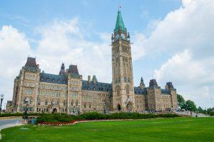 An iconic building in Ottawa is something you too will get to enjoy after moving to Ottawa.