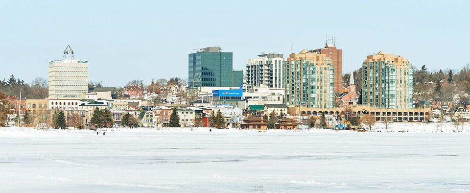 The city of Barrie - your new home awaits, with a littel help from professional Barrie movers