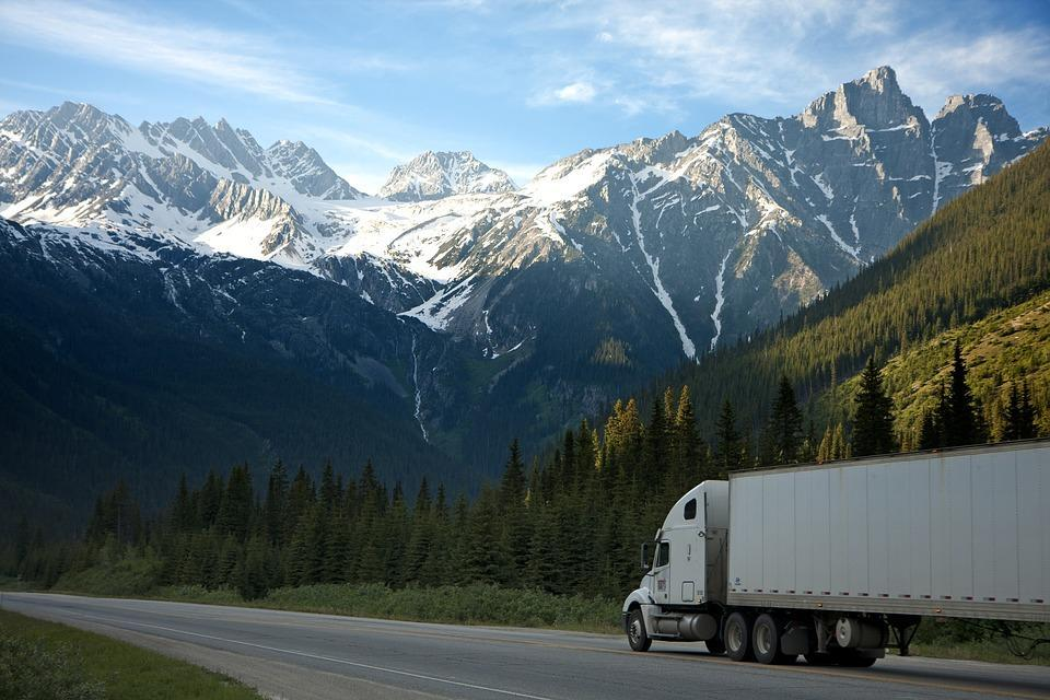 Tender Touch moving trucks have crossed most of the well-known locaitons and roads in Canada.
